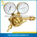 regulación de gas de la estación de medición