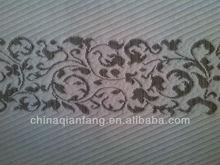 2014 border fabric for mattress 11C-1-22 Gusset fabric