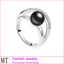 Pearl Jewellery Design Pearl Ring Designs For Women