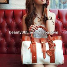 Latest Korean Style Women's Hobo PU Leather Trend Handbag 2015