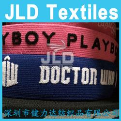 New jacquard elastic band