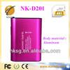 Super Christmas gift power bank 5600mah USB portable battery bank