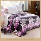 polar fleece bed sheet