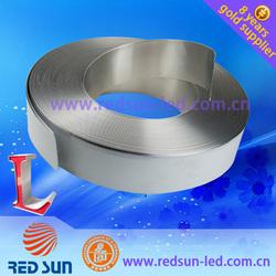 White/Red/Black Aluminum trimcaps rolls