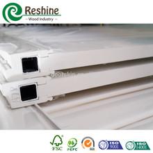 Decorative Aluminum inserted reinforced PVC Shutter