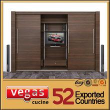 Guangzhou modular plywood wardrobe design