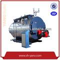 industrial de gas natural de la caldera de vapor