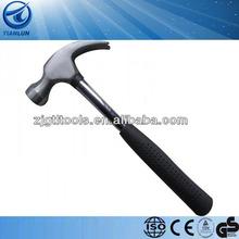 American type hammer types with fiberglass handle