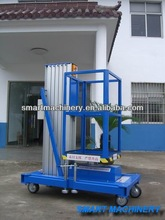 9meter Single mast Mobile portable aluminum motorcycle lift