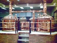 2013 widely used hotel beer fermenters/distillery.