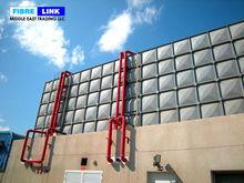 GRP/FRP Panel Water Tank