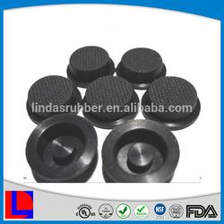 Cheap custom rubber push button