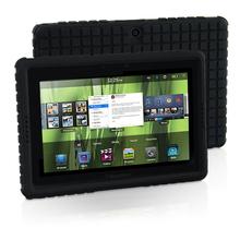 Kangde New 7''Blackberry Playbook Silicone Tablet Case/7''Blackberry Playbook Tablet PC Protective Case/Kande Shock Proof Case