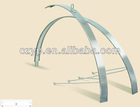 2014 new and hot sale plat bicycle aluminum fender