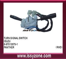 Drop shipping For ISUZU PANTHER 8-97013575-1(RHD) HeadlightWiperTurn SignalsLightslight Column Switch Combo ICSIZ002