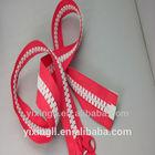 nylon Plastic Zipper plastic bag with zipper clear plastic zipper for garment bag