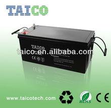 12v 200ah deep cycle battery solar garden light