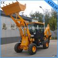 الصينية المعدات الثقيلة الهيدروليكية، جرار لودر حفار، لودر حفار مصغرة،