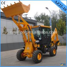 Chinese Hydraulic heavy equipment , tractor loader backhoe ,mini backhoe loader,