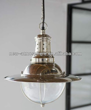 Artisan Lighting Victorian reproduction baby STATION LAMP in copper