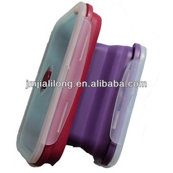 silicone collapasibe container store