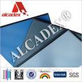 20 anos garantia de cor acm/painel composto de alumínio/painel de fachada