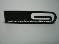 8gb mini Plastic book clip usb pen drive