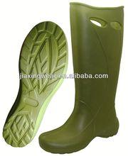 Nova injeção de neoprene botas de pesca para o exterior e promoção, luz e comforatable