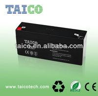 Sealed 6v 3.2ah electric tools lead acid battery