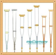 Elbow Crutch/adjustable underarm crutch wood frame MH935