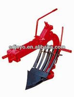 Moldboard plow share mounted for hand tractor