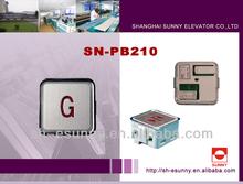 Omron lift button Square Button SN-PB210 premium quality