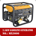 High quality small 2500w generator for sale,2.5kw generator,2.5kva genset