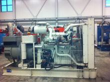Used Diesel generator 800 KVA