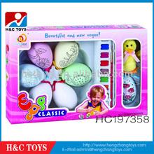 Watercolour Egg,Educational DIY egg,Color Painting Easter Egg Toys HC197358