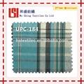 Upc-184 de hilo teñido de tela de tejido
