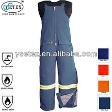 100% Cotton fire retardant welding trousers