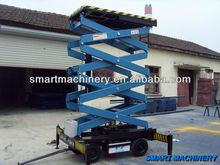 9 meter Portable hydraulic scissor car lift