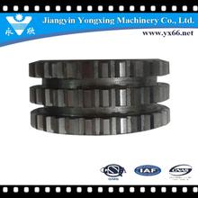 We produce metal gear wheel