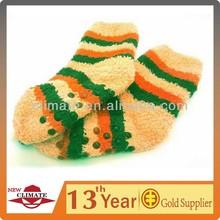 108n infant microfiber fuzzy cozy socks,baby socks