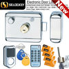Electric security lock with remote control /electronic rim motor door lock for safe-LY09BM8B2