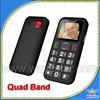 sos old people phone dual sim quad-band cellular phone w60