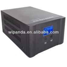 Module structure design with lcd 12v 24v dc to 100v 110v 220v 230v 240v ac solar powered generator inverter 350W