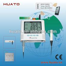 alarm temperature data logger SMS message GSM alarm thermostat