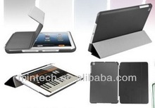 Rubberized hard back case for ipad mini