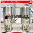Bbl 7 fermentador/7 bbl tanque de fermentación