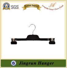 Luxury Plastic Pants Hanger with Clip