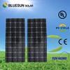 strong frame mono 18v 100 watt elastic solar panel