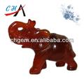 Venta al por mayor de feng shui productos& de ágata roja de elefante