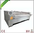 2014 mais novo profissional elétrica industrial & vapor rolo folha de cama máquina de passar roupa ( flatwork ironer ) para o hotel
